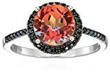 topaz and spinel ring