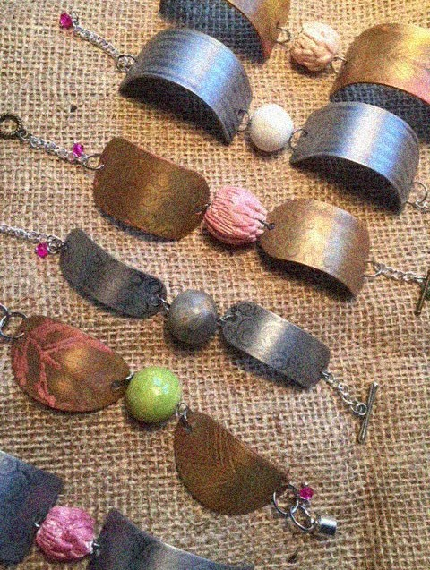 handmade artisan cuff bracelets