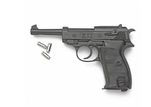Luger blank gun