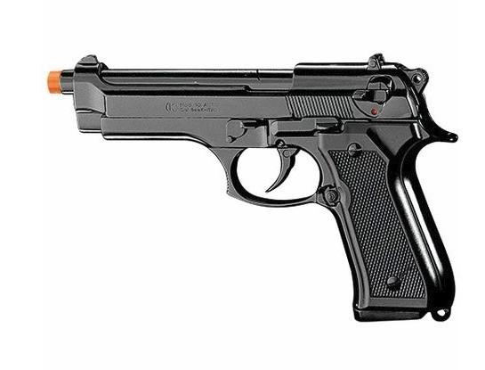 Beretta m9 blank fire
