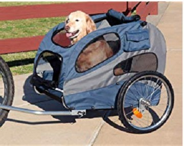 Bicycle Trailers For Dogs