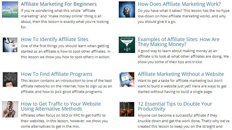 Affilorama Affiliate Program Review-Free Marketing Affiliate