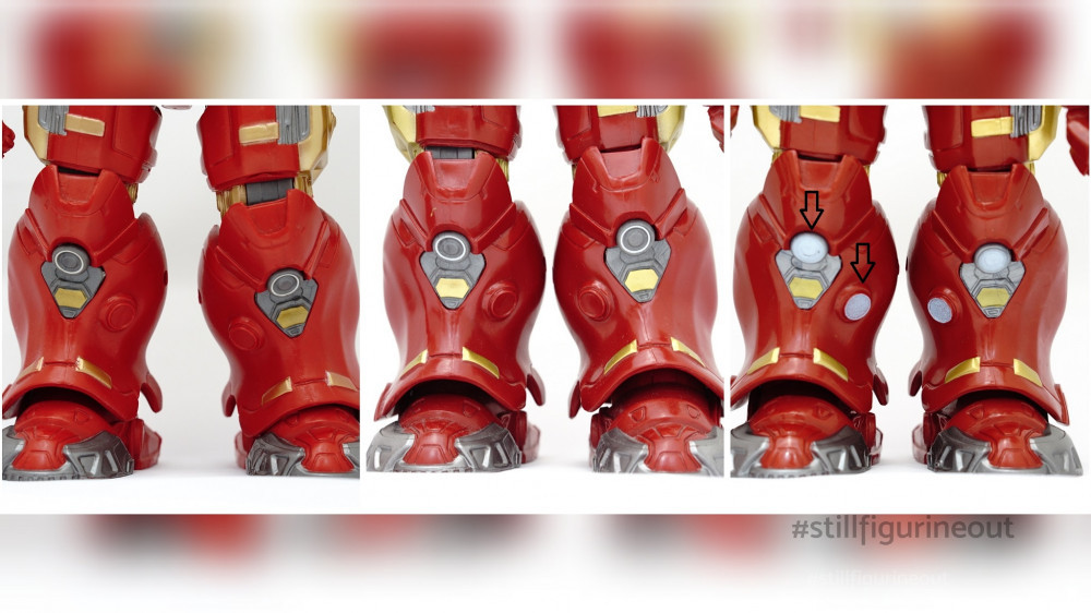 Marvel Legends - Hulkbuster BAF vs Hulkbuster BAF ('Best of' wave) vs Hulkbuster (MCU 10th Anniversary 2-pack)