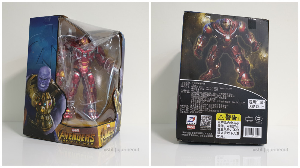 ZD Toys: Hulkbuster 2.0 Review