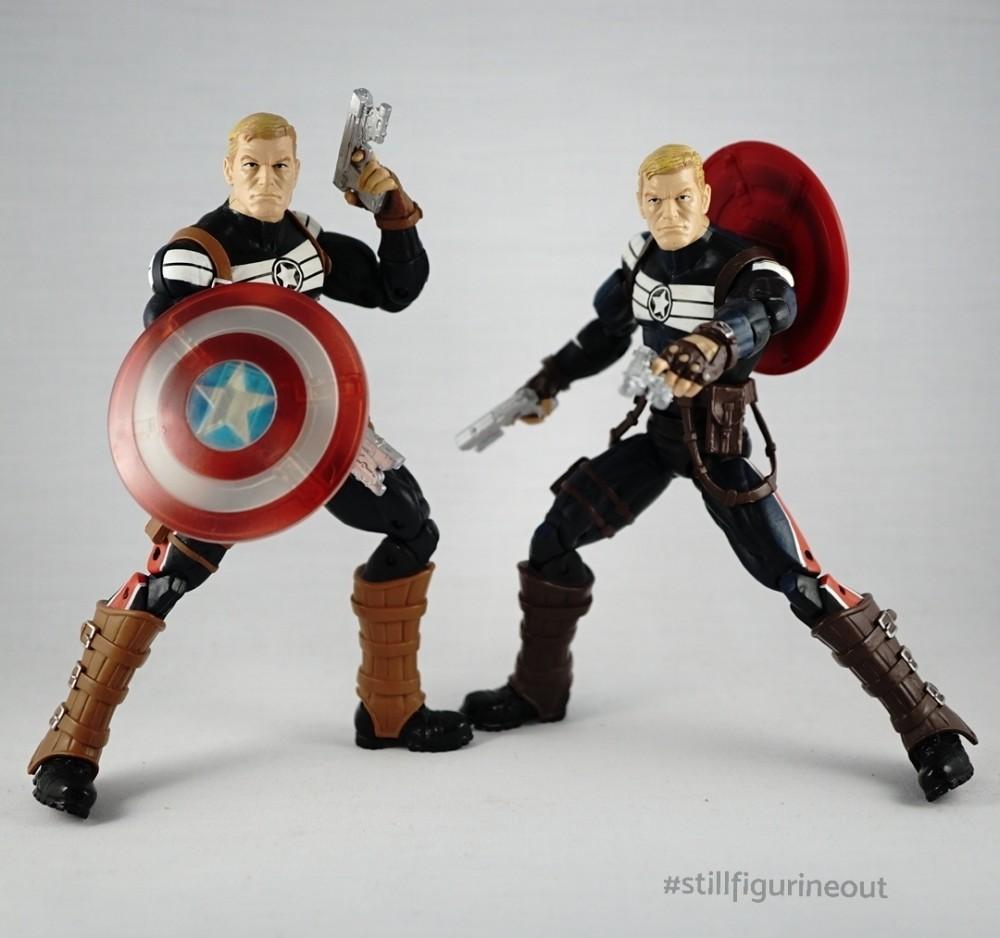 Marvel Legends Steve Rogers Variant