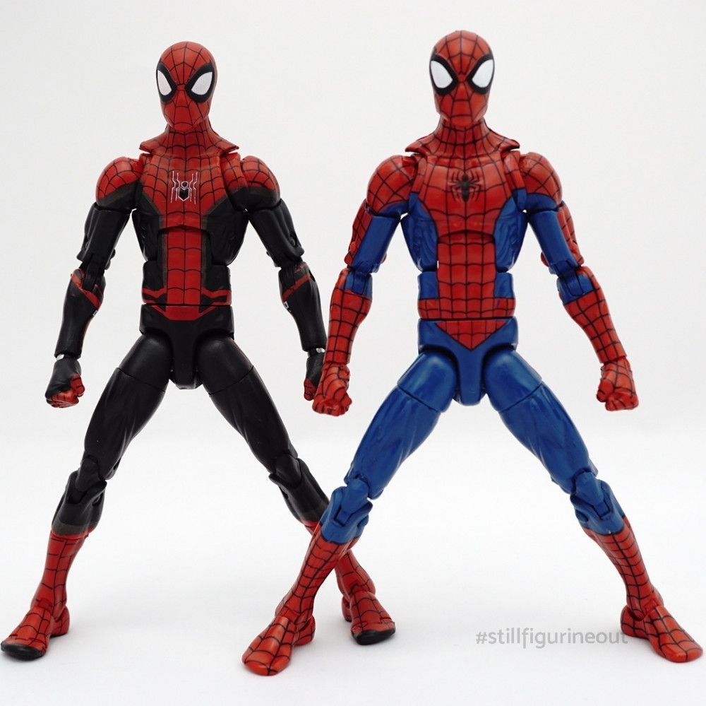 Marvel Legends KO Far From Home Spider-man Review