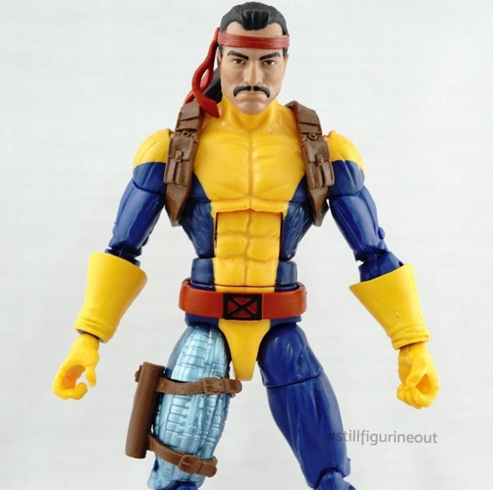 Marvel Legends - Hasbro Forge (2-pack with Wolverine) vs Hasbro Forge (Caliban BAF Wave)