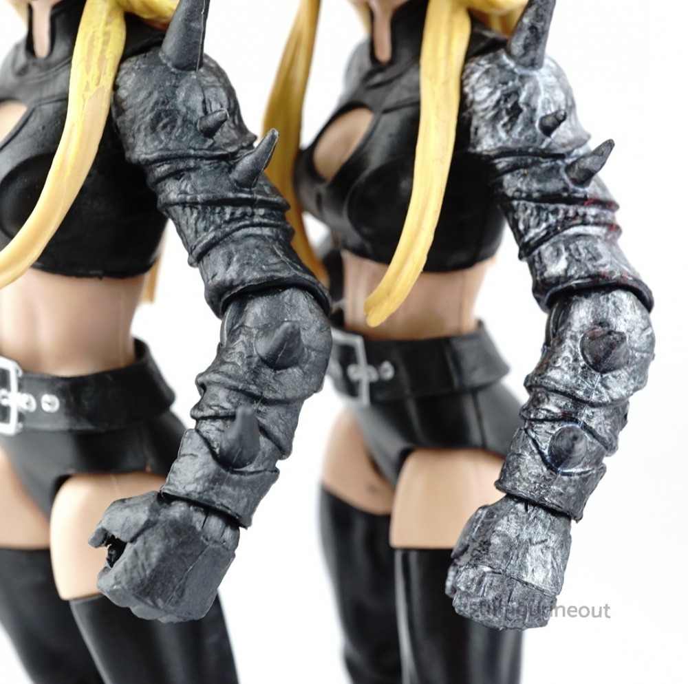 Marvel Legends - Magik (Walgreens Exclusive) vs Magik (SDCC 2015 Box Set)