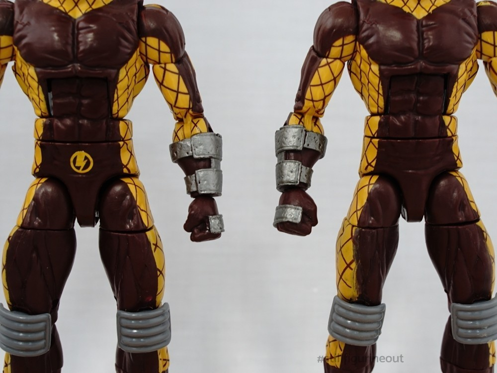 Marvel Legends - Shocker Variants (Sandman BAF Wave)