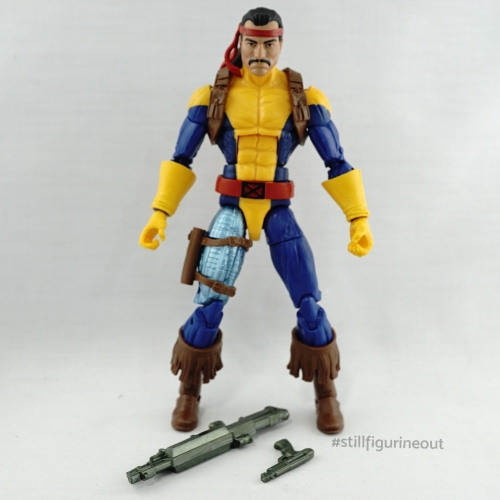 Marvel Legends - Hasbro Forge (2-pack with Wolverine) vs Hasbro Forge (Caliban BAF Wave)