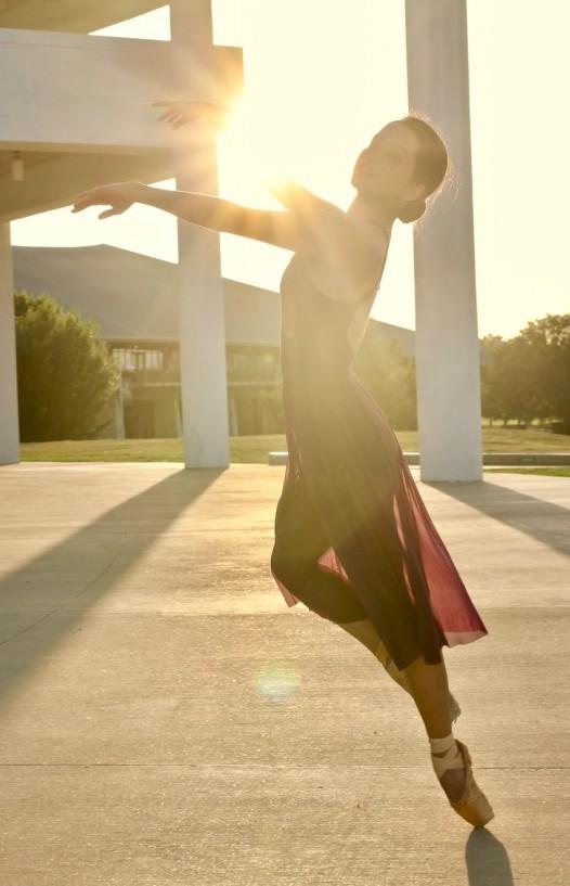 Ballet coup de pied