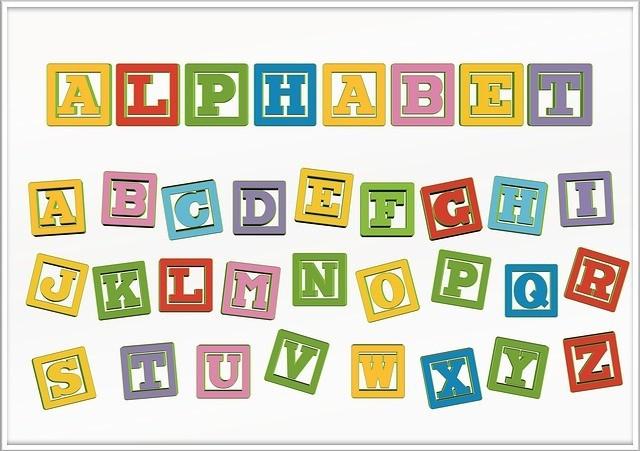 Alphabet Picture