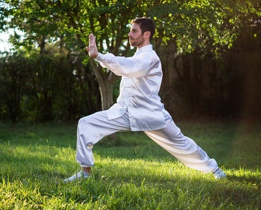 Tai Chi moves for Stress relief