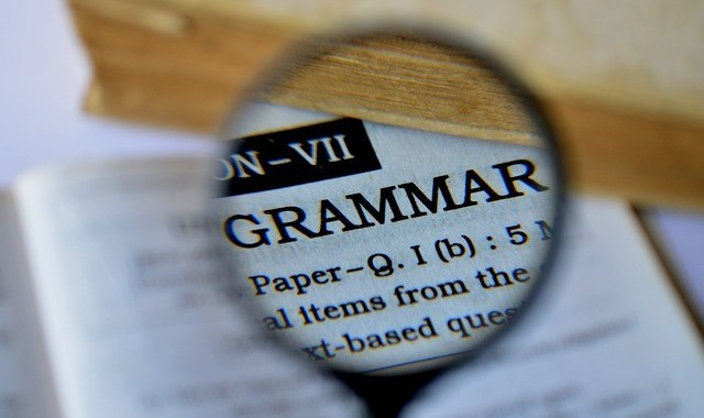 How to write better grammar