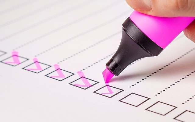 Lead magnet checklist