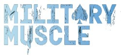 The Military Muscle Testosterone Booster logo