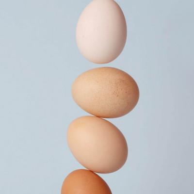 Eggs balancing