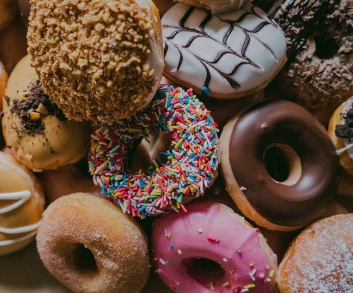 Mountain Of Doughnuts