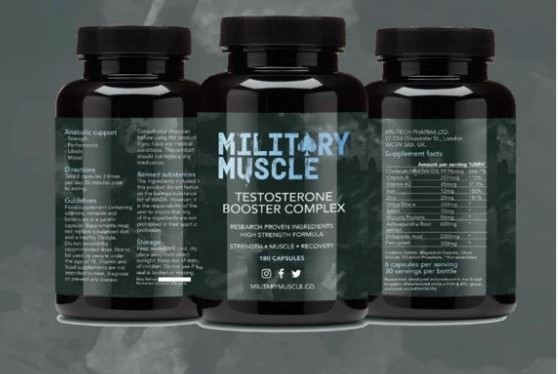 Military Muscle Multi Pack