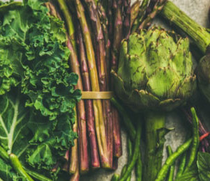 Food sources of Vitamin K1