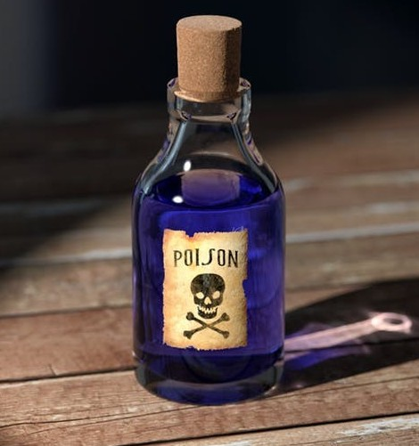 Jar of poison