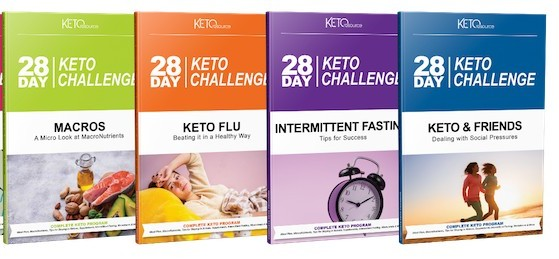 28 day keto challenge guides