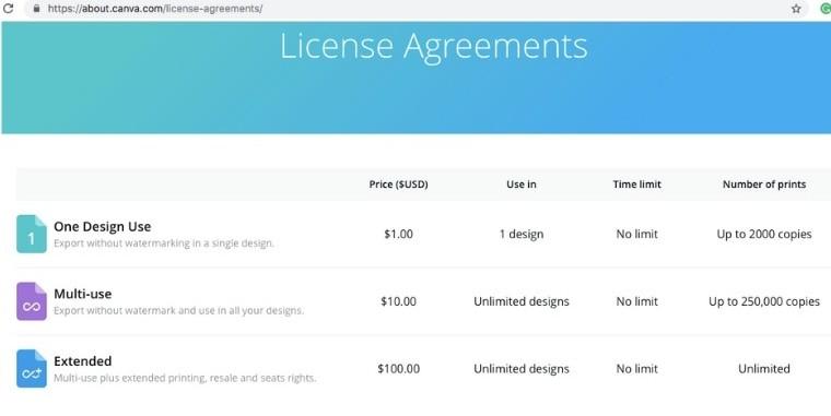 Canva License
