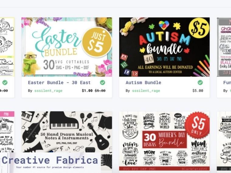 Creative Fabrica for Graphics