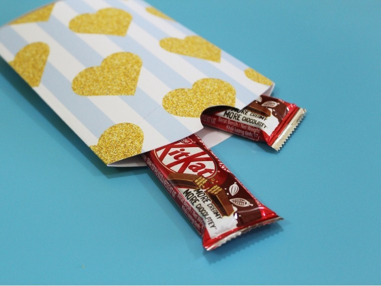 valentines day box Craft instructions