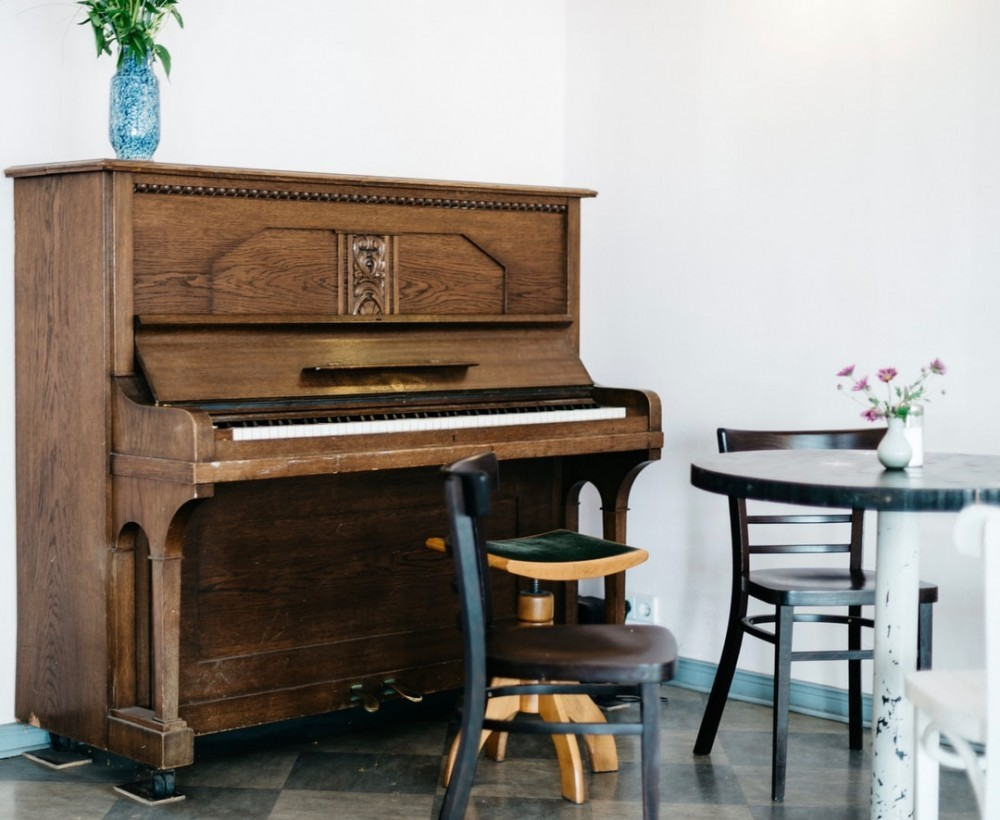 The Upright Piano - keyboardplay.com