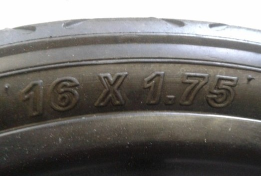 16' tire