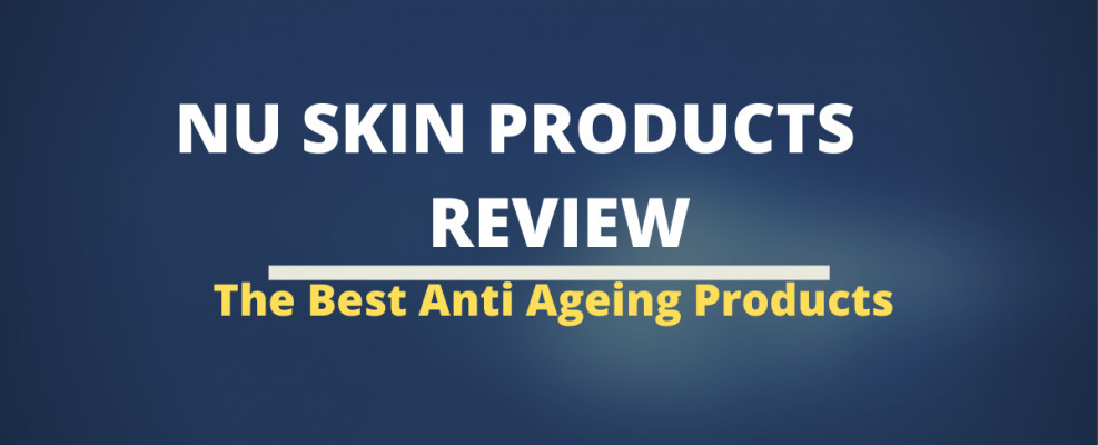 Nu Skin products review