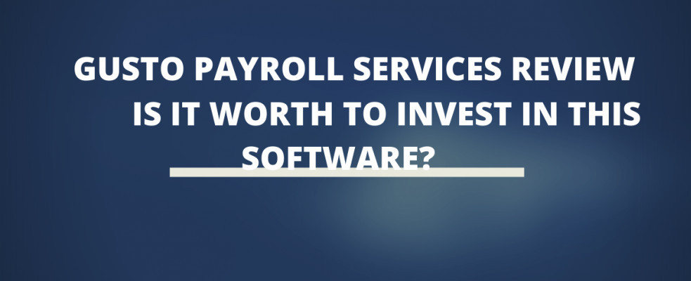 Gusto Payroll Services Review