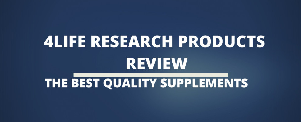 4Life Research Products Review - The Best Quality Supplements