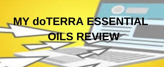 My doTERRA essential oils review