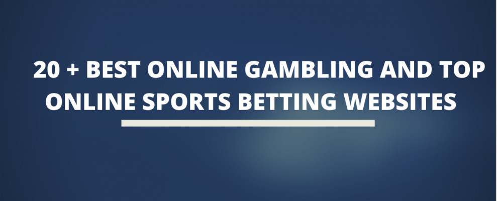 the best online gambling and top online sports betting websites