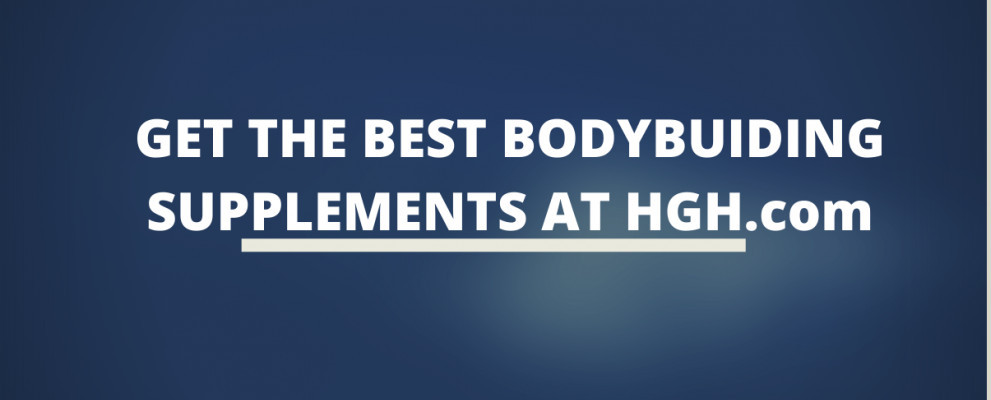 Get The Best Bodybuilding Supplements At HGH.com