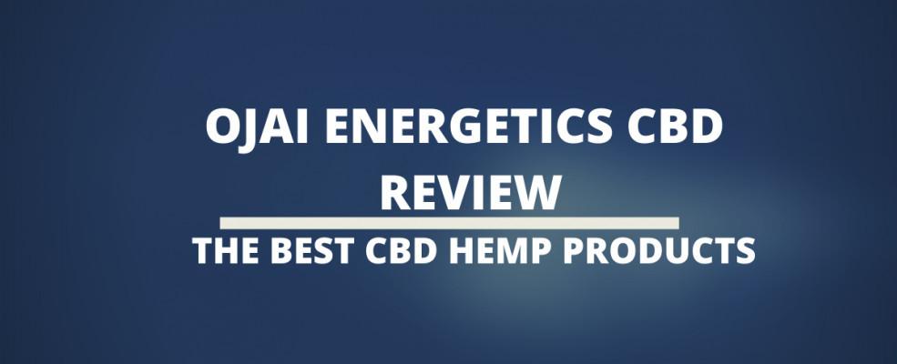 Ojai Energetics CBD Review