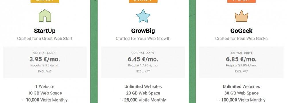 SiteGround Website Hosting Service Provider