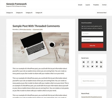 the best themes for wordpress