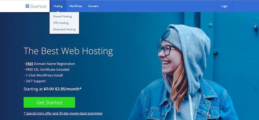 List Of Top 10 Best Web Hosting Services