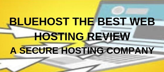 Bluehost the Web Hosting Review