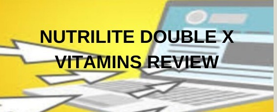 Nutrilite Double X Vitamins review