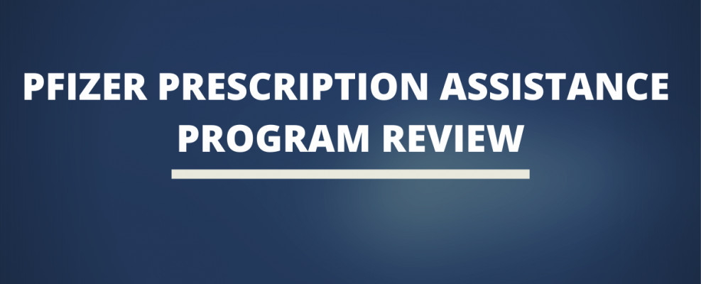 Pfizer Prescription Assistance Program Review