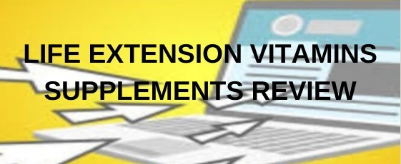 Life Extension Vitamins Supplements Review