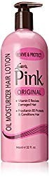 Pink Hair Lotion