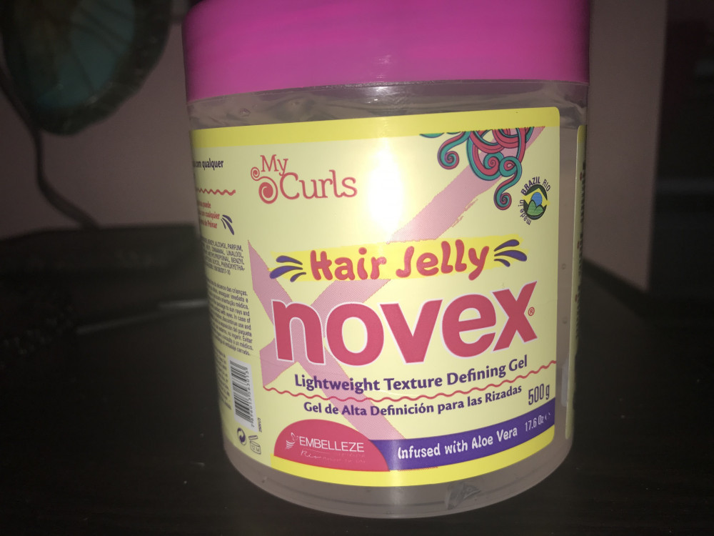 Novex My Curls Hair Jelly