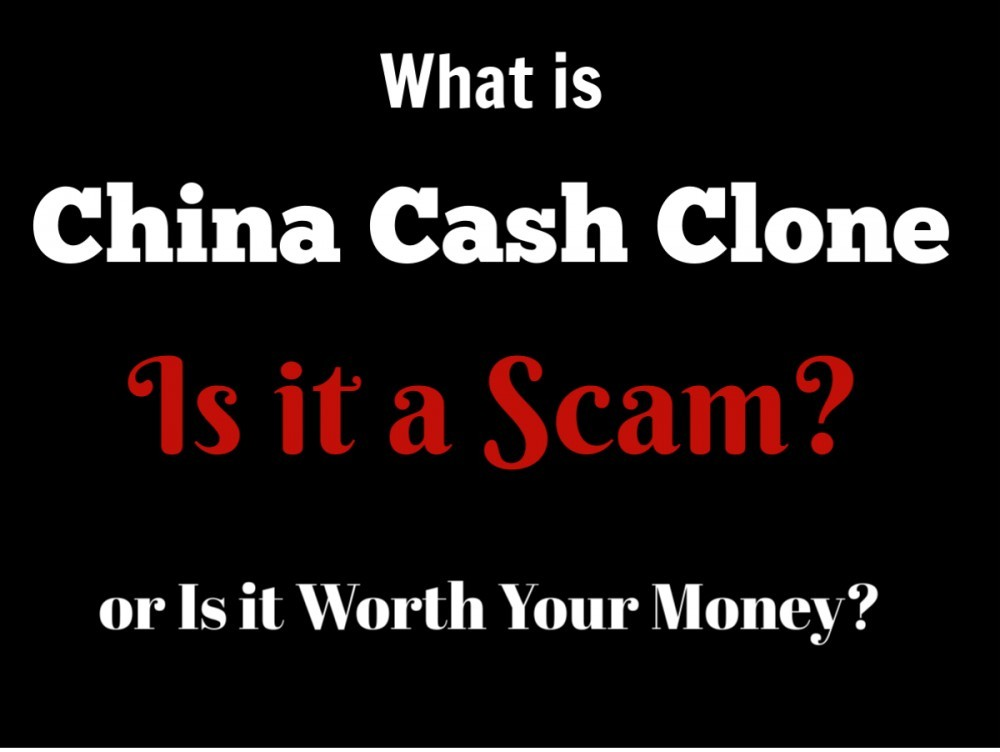 what is china cash clone about