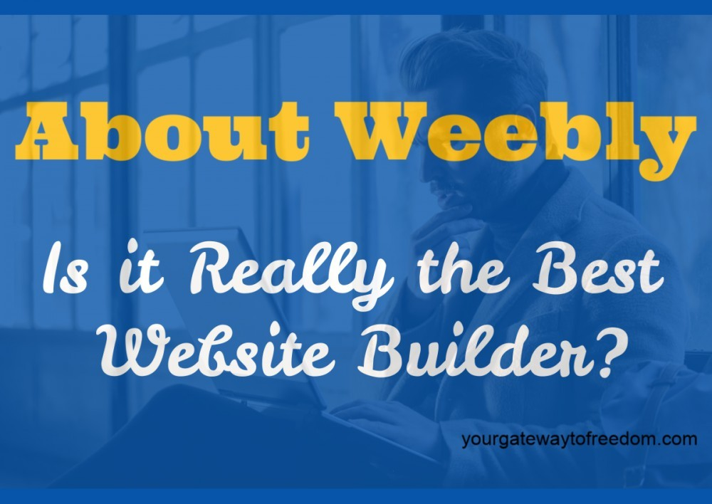 about weebly