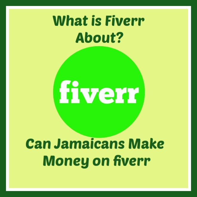 what is fiverr about